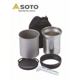 Zestaw do gotowania SOTO Thermostack OD-TSK
