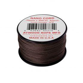 Linka Nano Cord Atwood Rope MFG - 0,75mm Brown