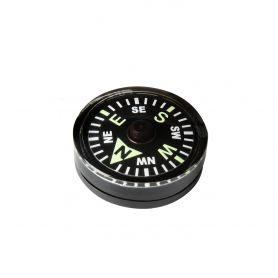 Kompas guzikowy Helikon Button Large Compass - Black