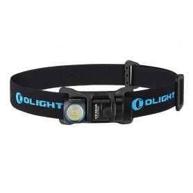 Latarka czołowa i kątowa Olight - H1R - NOVA 600 lumenów - Black