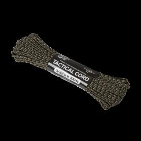 Linka nylonowa Atwood Rope MFG Tactical Cord 3/32 - 2,4 mm - 30,48mb - Forest Camo