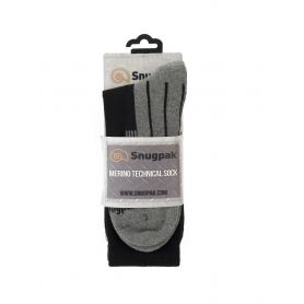 Skarpety Merino Technical - Snugpak - Black