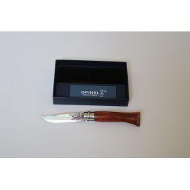 Nóż Opinel No.6 Inox - Lux Bubinga - Box