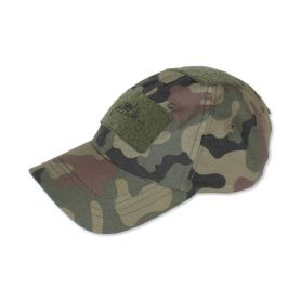 Czapka z daszkiem Helikon Tactical Cap Baseball Cap - PL Woodland-Pantera Leśna