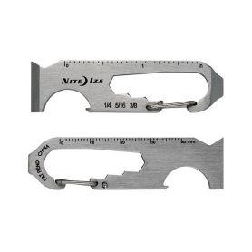 DoohicKey 6x Key Tool - Nite Ize - Stalowy - KMTP-11-R3