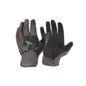 Rękawice - All Round Fit Tactical Gloves Light - Helikon - Black/Shadow Gray - RK-AFL-PO