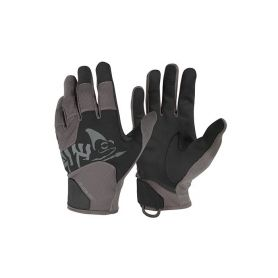 Rękawice - All Round Tactical Gloves - Helikon - Black/Shadow Gray - RK-ATL-PO