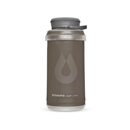 Butelka składana Hydrapak Stash Bottle 1 litr - Mammoth Grey