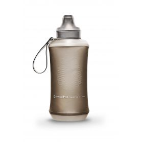 Butelka składana - Crush Bottle 500 ml - Hydrapak - Mammoth Grey
