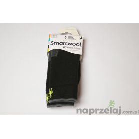 Skarpety - PhD Outdoor Medium Crew - Smartwool - Black