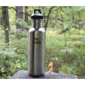 Butelka stalowa - Klean Kanteen - Classic 800ml - Brushed Stainless