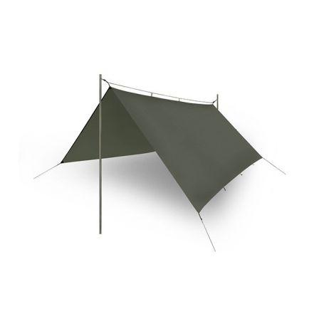 Płachta biwakowa - Supertarp - Helikon - Olive Green