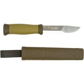 Nóż Mora 2000 - Green - stal nierdzewna