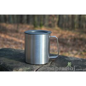 Kubek GSI Glacier Stainless Camp Cup - 296 ml - Brushed