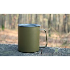 Kubek GSI Glacier Stainless Camp Cup - 296 ml - Olive