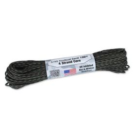 Atwood Rope MFG - Tactical Cord 3/32 - 2,2 mm- Woodland 30,48mb