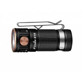 Latarka Fenix E16 - Black