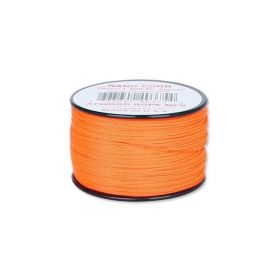 Nano Cord - 0,75mm - Neon Orange - Szpulka 91,5mb