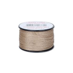 Nano Cord - 0,75mm - Tan - Szpulka 91,5mb