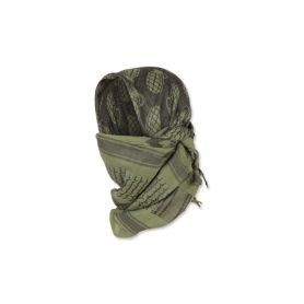 Arafatka 101 Inc. Granat - Zielony OD