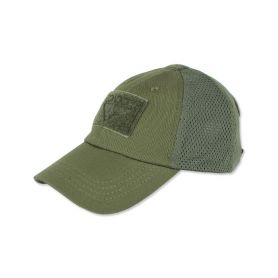 Czapka z daszkiem Condor Mesh Tactical Cap - Zielony OD