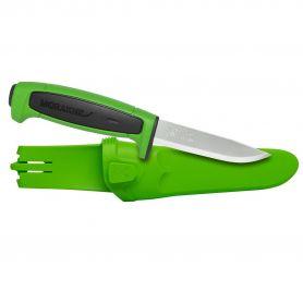 Nóż Mora Basic 546 - Green/Black - Limited Edition 2020