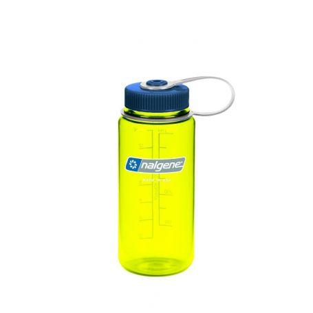 Butelka Nalgene Wide Mouth Gwint 53 mm - 500 ml - Safety Yellow