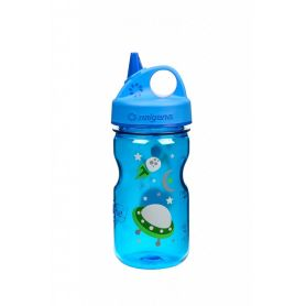 Butelka Nalgene Grip-N-Gulp -  350 ml - Blue Space
