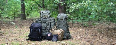 Plecaki turystyczne i wojskowe, Plecak górski - Naprzelaj.com.pl